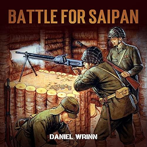 Battle for Saipan cover art