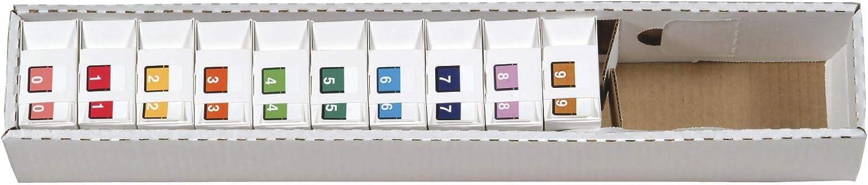 Doctor Stuff Over item handling Detroit Mall ☆ - File Folder Labels of Set Complete 0-9 Numbers