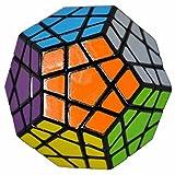 Coolzon Megaminx Cubo Mágico dodecaedro, 40mm