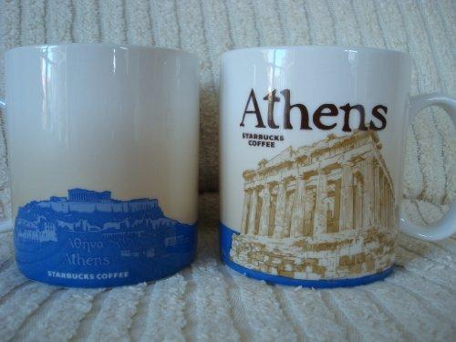 Starbucks Coffee Global Series City Mug - ATHENS (Greece)