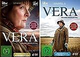 Vera: Ein ganz spezieller Fall - Staffel 7+8 im Set - Deutsche Originalware [8 DVDs]