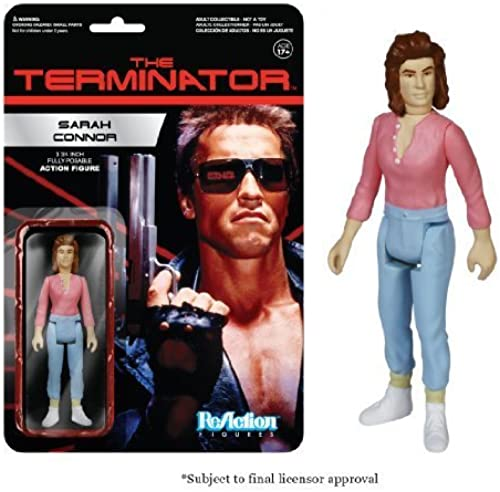 Funko The Terminator Sarah Connor ReAction Figure by Funko