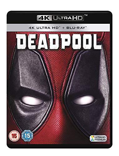 Deadpool UHD [Blu-ray] [2016]