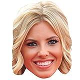 Mollie King Masques de celebrites