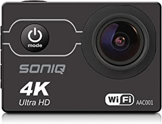 Soniq AAC001 Action Sports Camera 4K 30Fps
