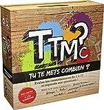 Tu te mets combien ? TTMC- TTMC (Tu Te Mets Combien) -Jeu de Société-Ambiance-Quiz Culture générale, 130010046,