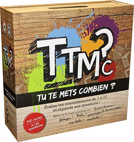 Tu te Mets cuánto ? TTMC- TTMC (Tu Te Mets Combi) –...