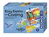KOSMOS 620523 Easy Elektro - Coding. Arduino programmieren mit Scratch, Experimentierkasten für Kinder -