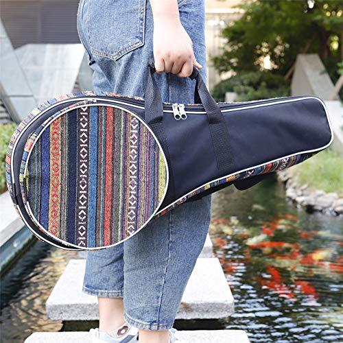 BEESCLOVER MC62 Mandolinentasche, Baumwolle, gepolstert, verdickt, Organizer, tragbare Gitarrenaufbewahrung, Musikinstrument Zubehör für Outdoor-Reisen – für CE