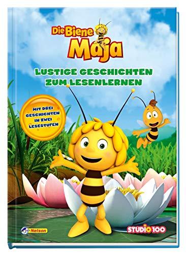 Biene Maja: Lustige Geschichten zum Lesenlernen (Die Biene Maja)