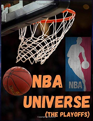 NBA Universe (The PlayOffs): Basketball Word Search Books For Adults Sports, Over 300 All Stars Basketball Players, NBA Hidden Word Puzzle Books For Adults & Kids(8.5' x 11' Large Print)