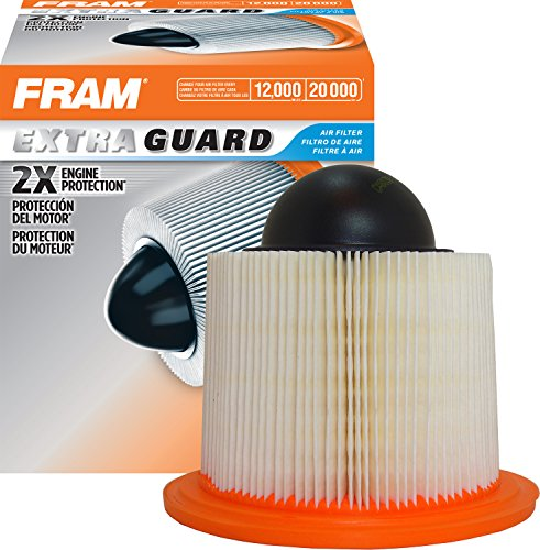 FRAM Extra Guard Air Filter, CA8039 for Select Eldorado, Ford, Lincoln and Winnebago Vehicles