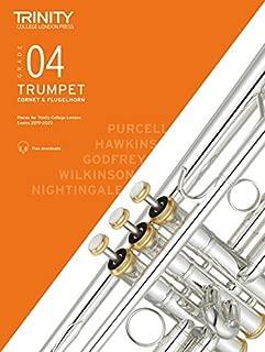 Trumpet, Cornet & Flugelhorn Exam Pieces 2019-2022 Grade 4