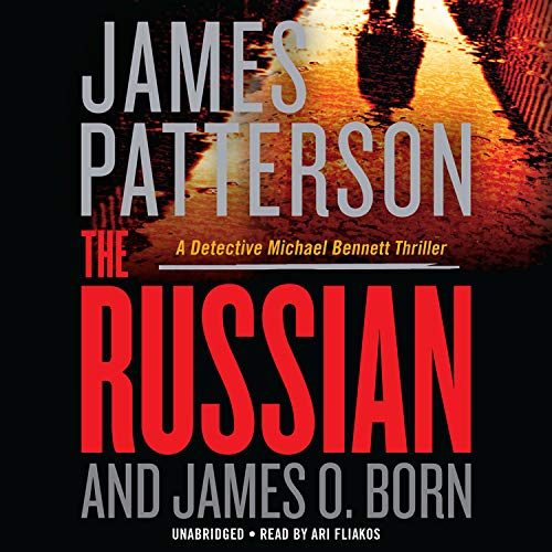 The Russian Audiobook By James Patterson, James O. Born cover art