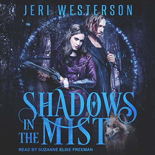 Shadows in the Mist audiobook cover art