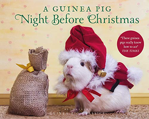 A Guinea Pig Night Before Christmas (Guinea Pig Classics)