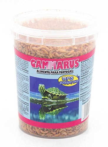 Gammarus para tortugas de agua de BPS