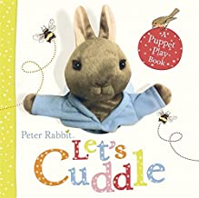Peter Rabbit: Let's Cuddle: A Puppet Play Book