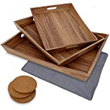 Top 30 Best Serving Tray with Handles