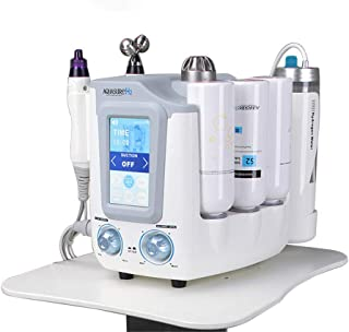 3 in 1 Hydraulic Skin Microdermabrasion Machine Hydraulic oxy'gen Spray Exfoliating Skin Renewal Facial Lifting Firming Wa...