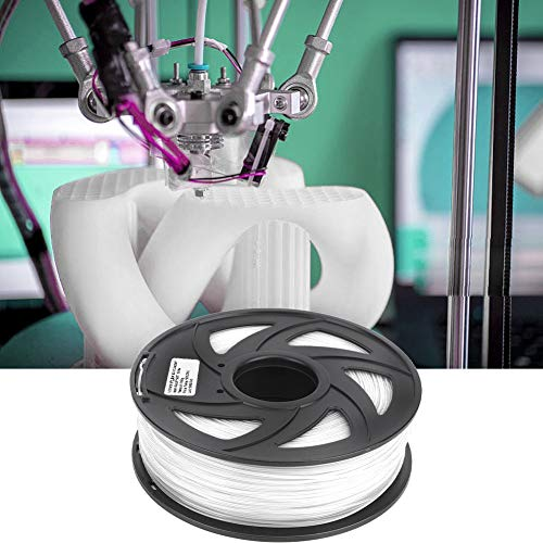 PLA blanco Consumibles de impresión 3D largos Impresión de accesorios de impresión 3D Consumibles de impresión para impresión 3D