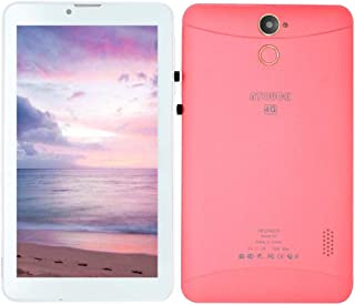 Atouch A7 7-inch 8GB ROM 1GB RAM 4G LTE Dual Sim Android Wi-Fi Tablet Pink Color