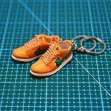 ahliwei Portachiavi Sneakers Modello 1 Sneakers Coppia Ornamenti Borsa Regali Creativi Sneakers Artigianato * 1 Paio 13
