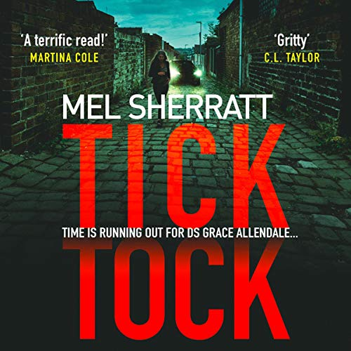 Tick Tock audiobook cover art