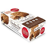 Corazonas Heartbar Oatmeal Square, Chocolate Chip, 1.76 Ounce, 12 Count (Packaging may vary)