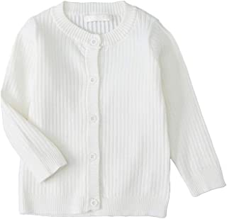TAIYCYXGAN Unisex Kids Baby Toddler Girls Boys Knit Cardigan Sweaters Button-Down Sweater Jacket for School Uniform