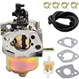 ZAMDOE 751-10310 951-10310 Carburador de Repuesto para Troy-Bilt 12A-26MC755 12A-44MC055 12A-44MZ255 12AE46M3001 cortacésped, para MTD 1P70F 1P70FUA 1P70M0 2P70M0 Motores