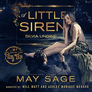 A Little Siren: A Modern Fairy Tale      Not Quite the Fairy Tale, Book 2              De :                                                                                                                                 May Sage                               Lu par :                                                                                                                                 Will Watt,                                                                                        Ashley Monique Menard                      Durée : 4 h et 34 min     Pas de notations     Global 0,0