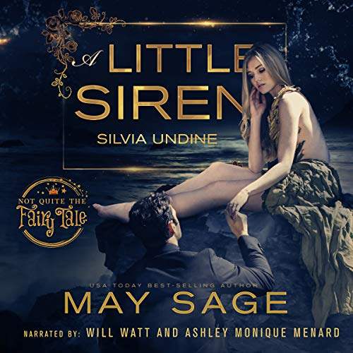 Couverture de A Little Siren: A Modern Fairy Tale