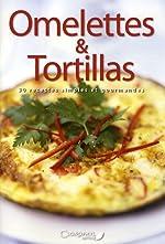 Omelettes et tortillas de Clorophyl