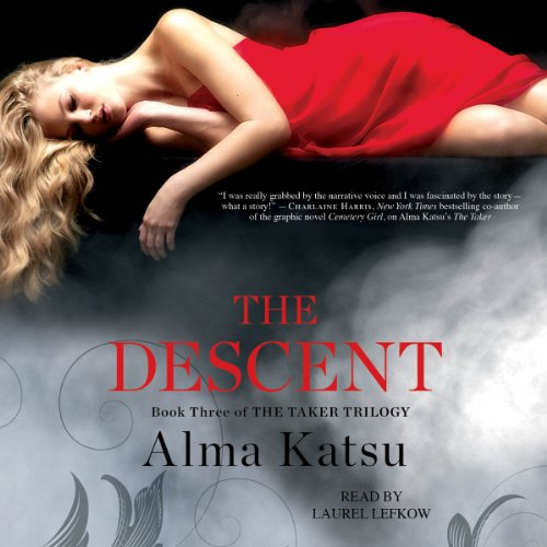 The Descent audiobook cover art