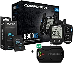 $349 » Compustar CS8900-AS All in One 2 Way Remote Start Security Bundled with + Blade-AL Bypass Unit Bundled with + X1 LTE Module
