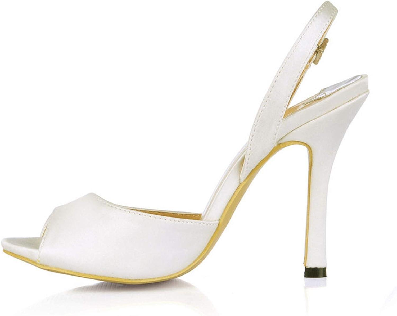 10 cm Thin Heels shoes Woman Sandalias Sexy Sandals Crossdresser Pumps