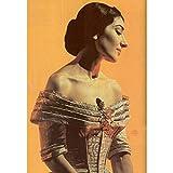 fabulous Poster Affiche Photo de Star Célébrité Maria