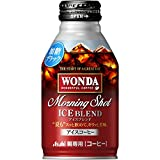 ワンダ(WONDA) モーニングショット アイスブレンド 缶 280X24