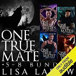 One True Mate Series Bundle, Books 5-8 cover art