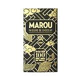 マルゥ(MAROU) 100%ダークチョコレート (60g)