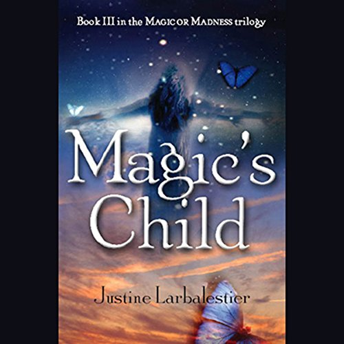 Magic's Child audiobook cover art