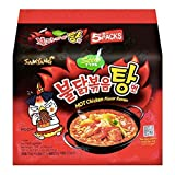 Samyang Stew Type Hot Chicken Flavor Ramen Nudeln 725g -