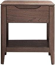 Pure Solid Wood Bedside Cabinet Oak Solid Wood Storage Cabinet Drawer Cabinet Japanese Style Simple Furniture Locker