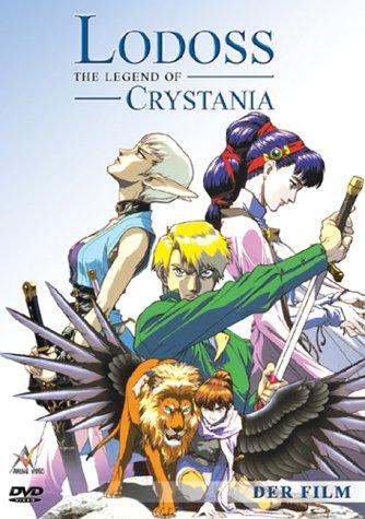 Lodoss - Legend of Crystania 1