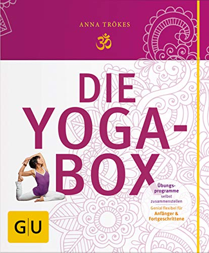 Die Yogabox (GU Buch plus Körper, Geist & Seele) (German Edition)