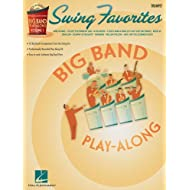 Swing Favorites: Trumpet [With CD] (Hal Leonard Big Band Play-Along) by Hal Leonard Publishing Corporation (Corporate Author) (1-Apr-2007) Paperback