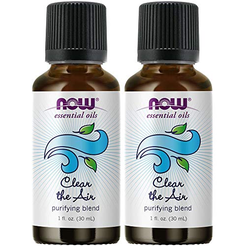 Now Foods Clear The Air Purifying Blend 1 fl oz Oil (Pack of...