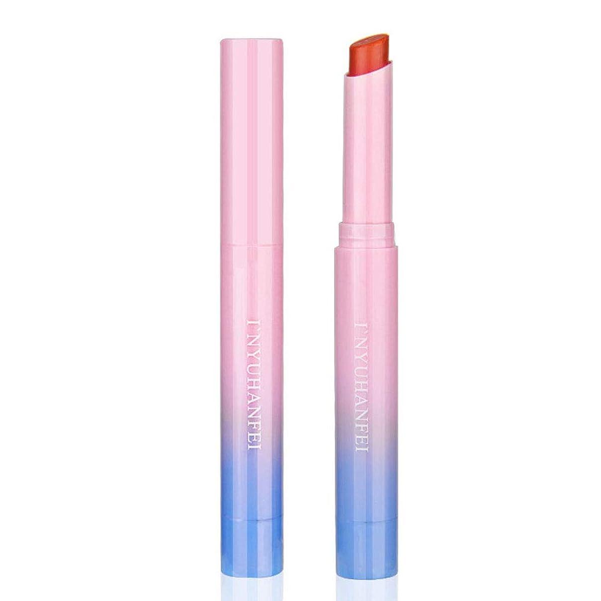 フェザーかる注ぎますFGULリップグロス怠惰な口紅長続きがする化粧品グラデーションカラー回転保湿リップスティック