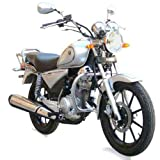 SPAAN - Defensa - (Tubo Diam.30 Mm) Yamaha Ybr 125 Custom